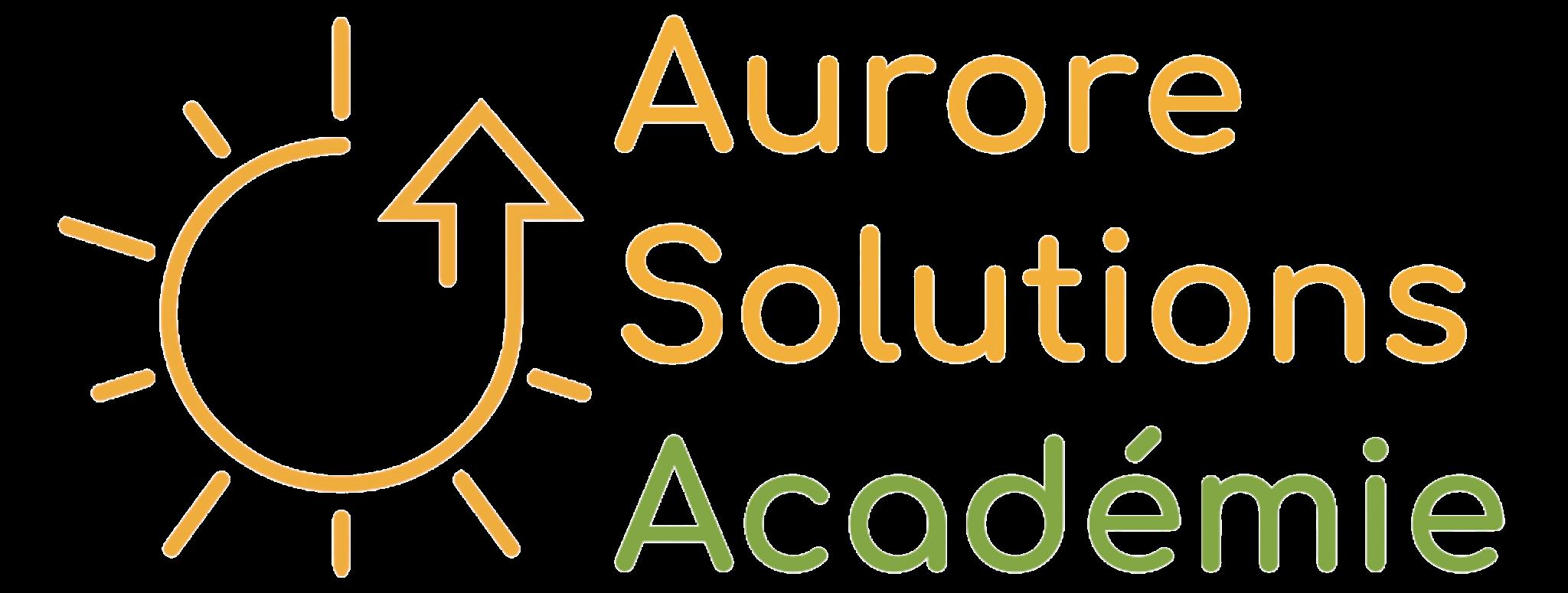 Aurore Solutions Académie